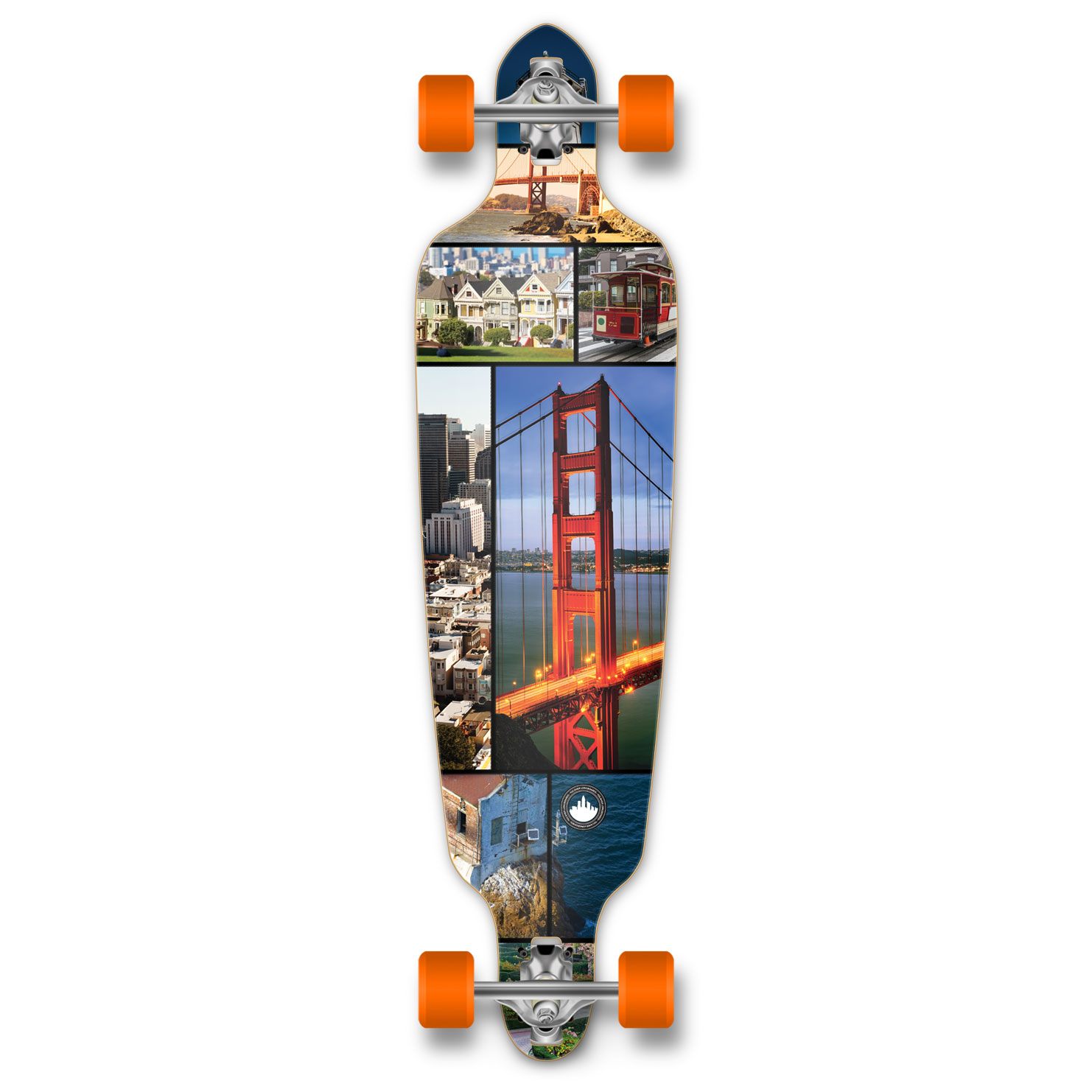 San Francisco - Drop Through