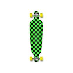 Checker Green - Drop Through