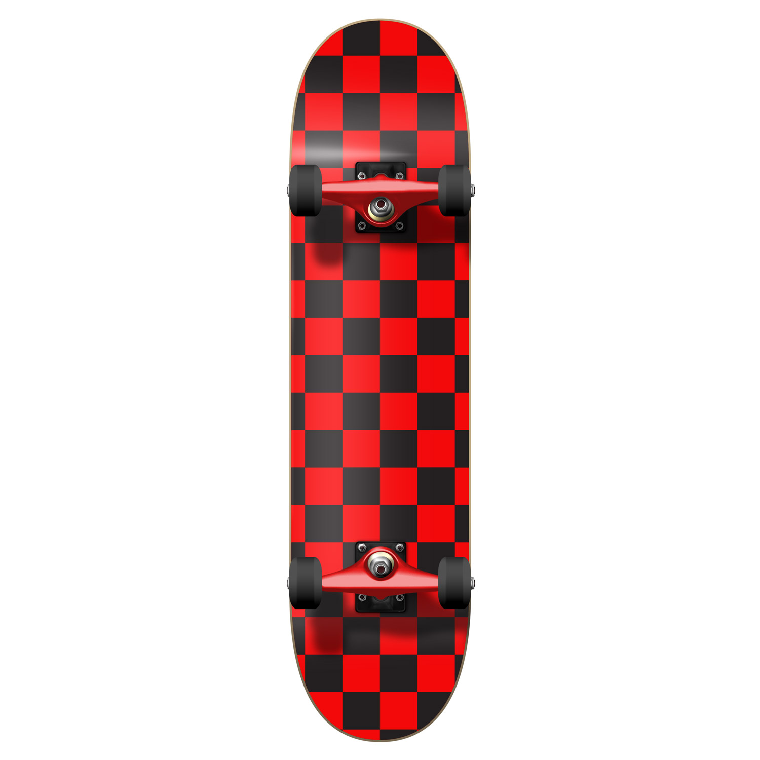 checker red
