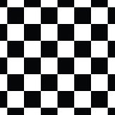 checker skateboard
