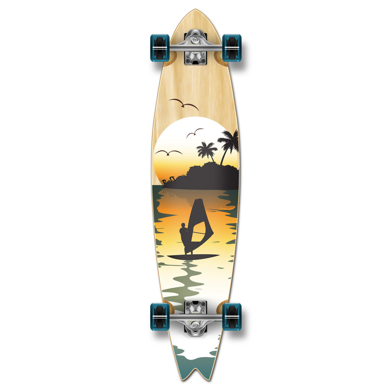 Surfer - Fishtail