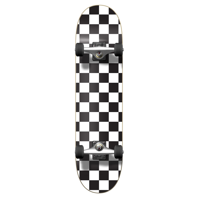 checker white