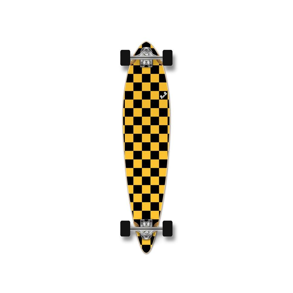 Checker Yellow - Pintail