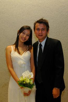 Kathy and husband