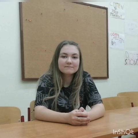 Интервью с учеником - Ксения Николаева