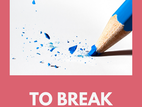 Глагол to Break