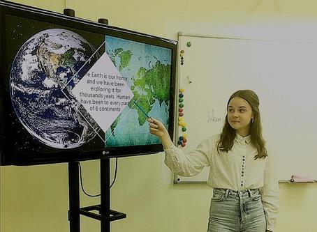 Проекты наших учеников