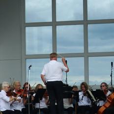 Civic-Orchestra at Lake Harriet Bandshell