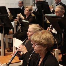 Cheri Hansen, English horn and Lorelei Giddings, oboe