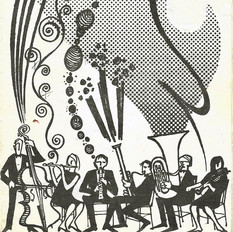 Cover of 1968 Civic Orchestra Roster