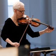 Carol Margolis, Concertmaster