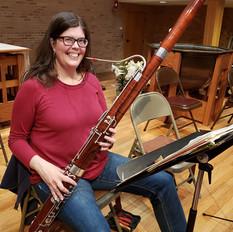 Ann Hagen, Bassoon