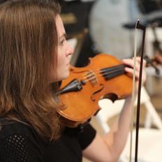 Joanna Imm, violinist