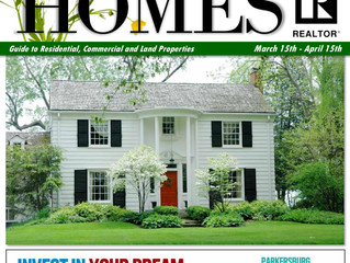 New Issue Showcase of Homes