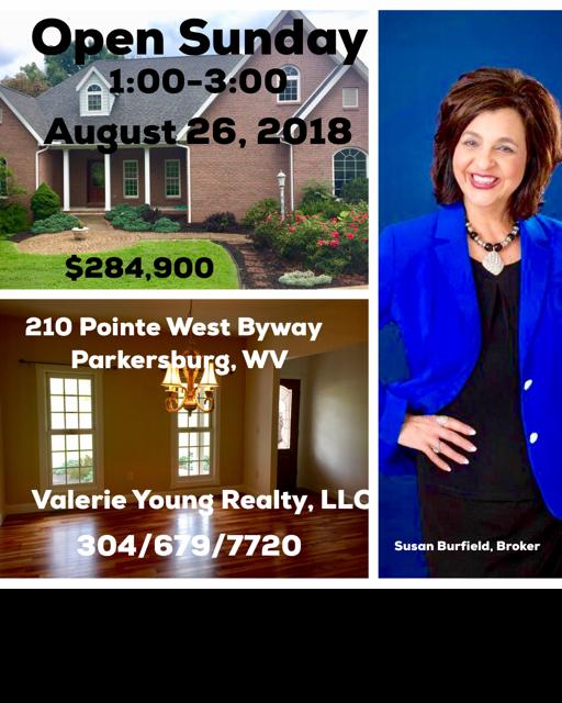 Open House $284,900