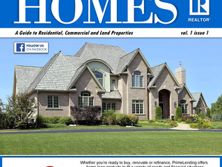 Showcase of Homes vol 1 issue 1
