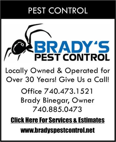Brady's Pest Control