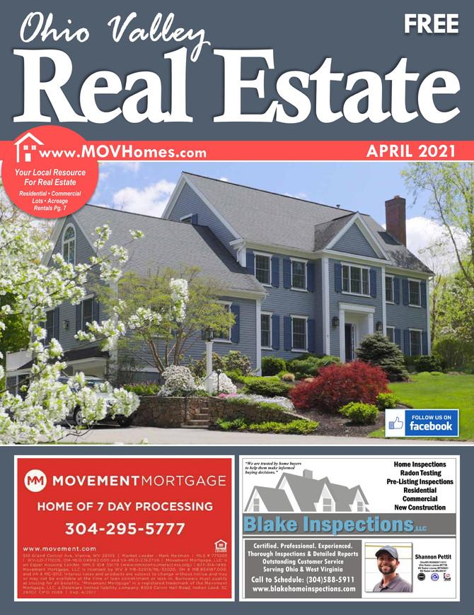 April 2021 Magazine