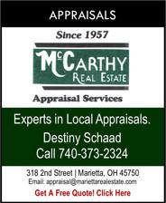McCarthy Appraisal