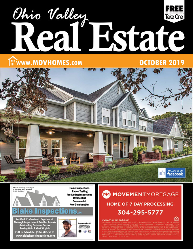 October 2019 Brand New Issue