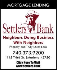 Settlers Bank Ad