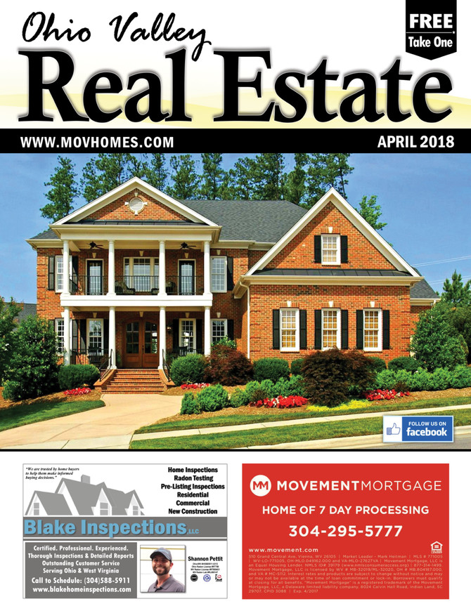 April 2018 Brand New Issue