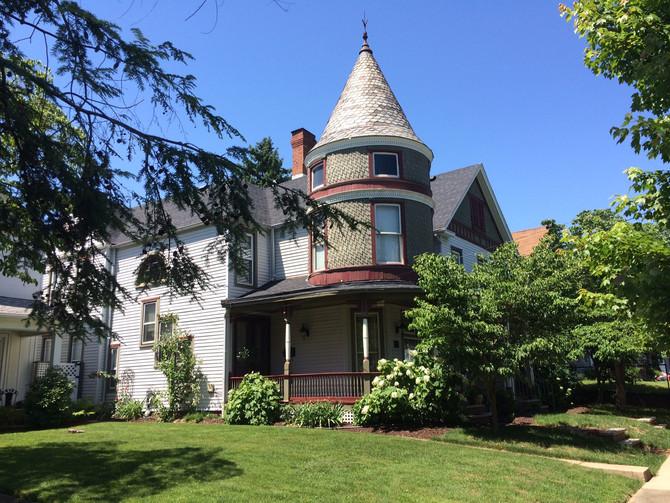 Open House Victorian on Juliana St.