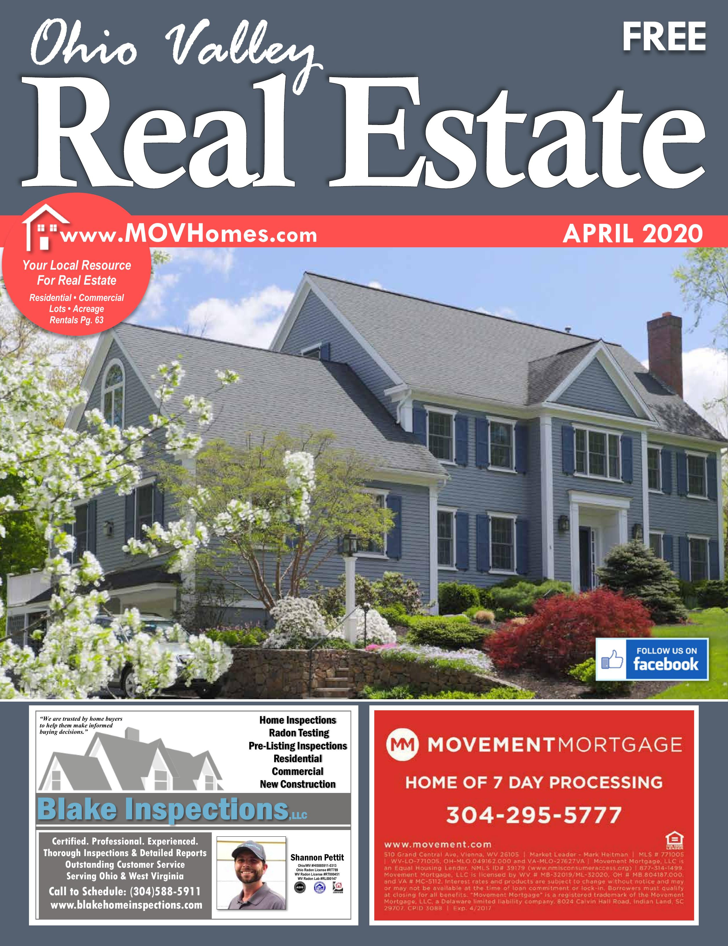 Real Estate Magazine - Houses for sale in West Virginia ...