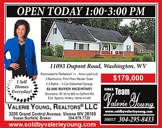 Open House Washington $179,000