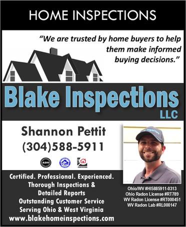 Blake Inspections