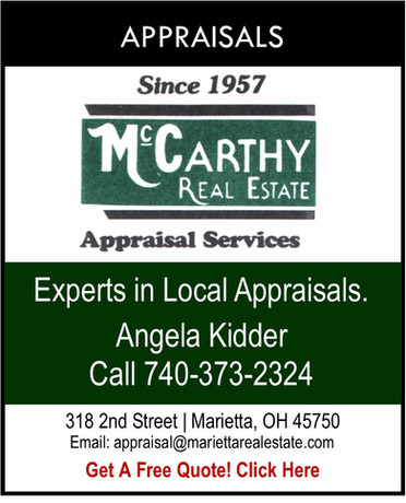 McCarthy Real Estate Appraisals
