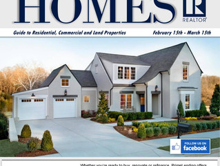 New Issue | Showcase of Homes