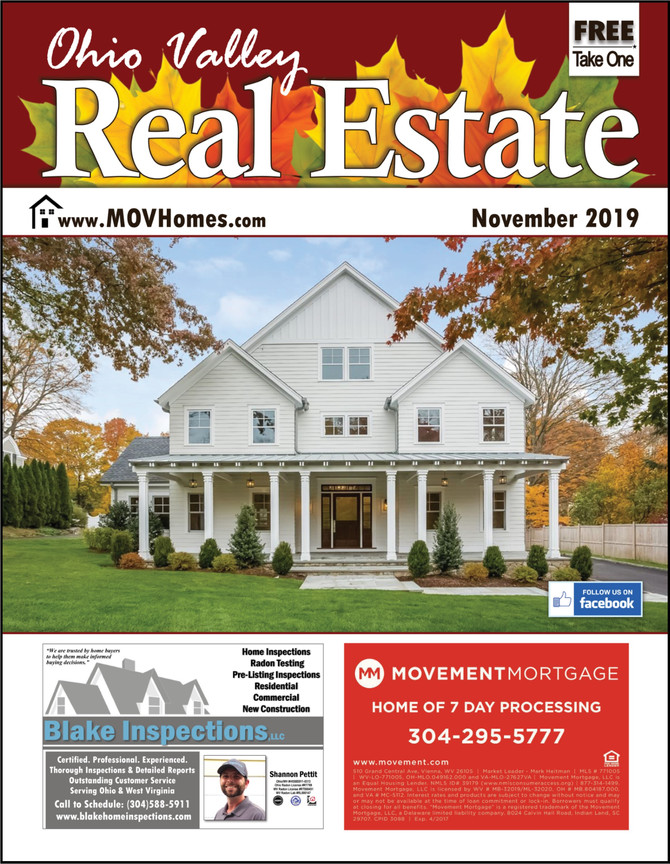 November 2019 Brand New Issue