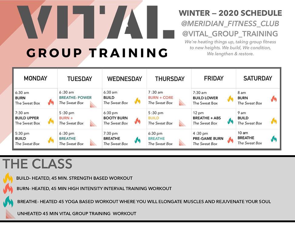 Vitality Training Schedule_WINTER2020.jp