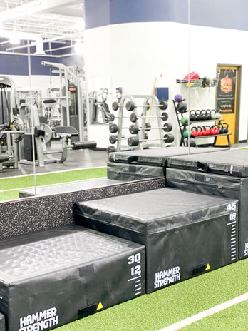 TURF FOR STRETCHING