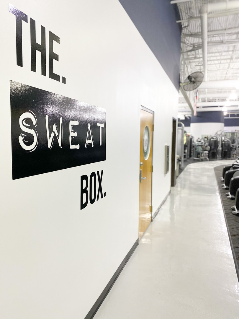 THE SWEAT BOX