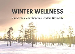 Essential Oils & Supplements for Immune Support