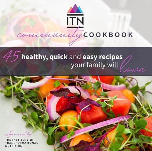 ITN Community Cookbook