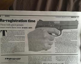 In the news.. re registration time.. @ki