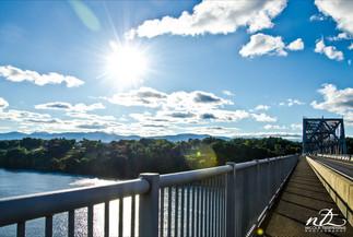 A Walk on the Bridge