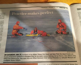 In today's news.... @kingston.times @jtv