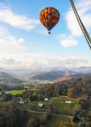 Over Asheville