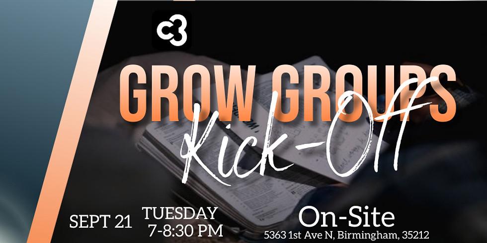 Group Grow Kick-Off