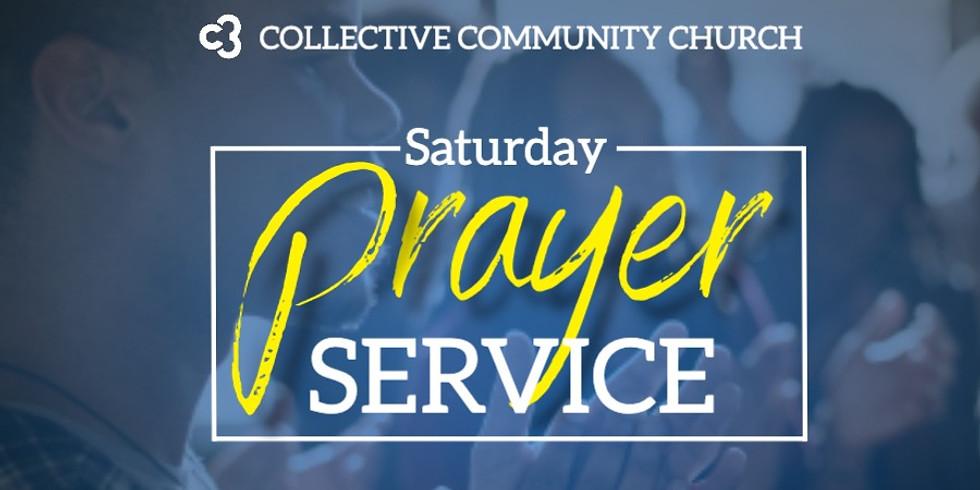 Saturday Prayer Service