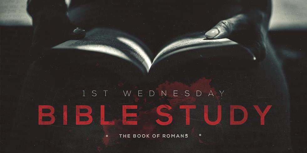 1st Wednesday Bible Study