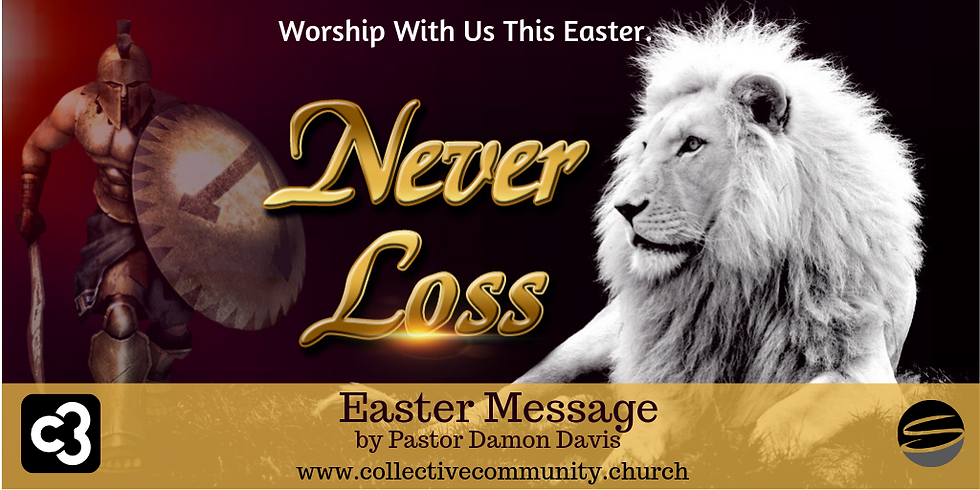 Never Loss (Easter Service At C3)