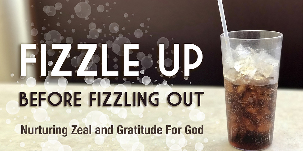 Fizzle Up Before Fizzling Out