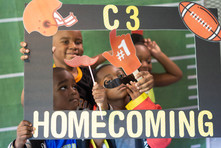 C3 Homecoming Kids Fun
