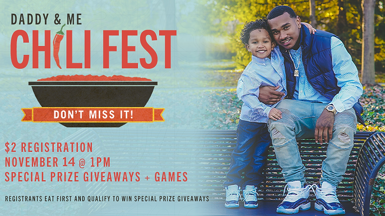 Daddy & Me Chilifest 2021