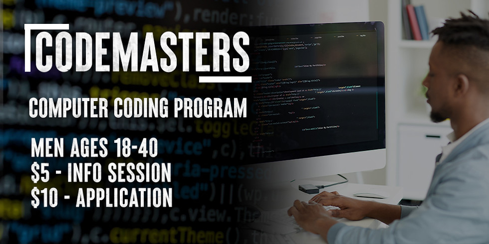 CODEMASTERS Information Session 2